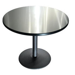 Balaji Silver Stainless Steel Round Table