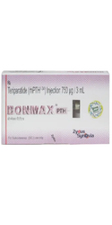 Bonmax PTH 750 Mcg Injection