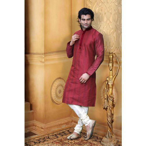 62d8aefedf Men Designer Stylish Kurta Pyjama, Rs 1195 /piece, Silk India ...