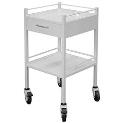 Power Coated Instrument Trolley