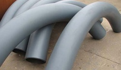 KE Duplex Pipe Bend, Usage: Chemical Handling Pipe