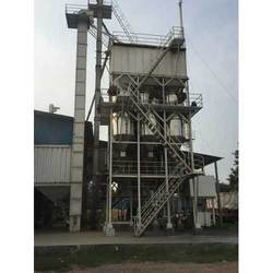 Steam Rice Mill Dryer Plant, Capacity: 24 Ton/Batch