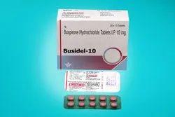Buspirone 10 mg Tablets