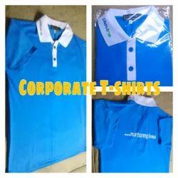 Customized Stylish Collar T Shirt