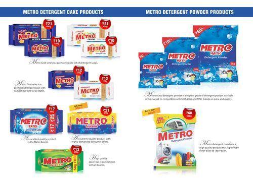 Metro Soaps & Detergents