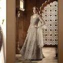 Bridal Designer Semi Stitched Suit