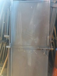 Bathroom Iron Door