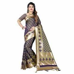 1043 Handloom Silk Saree