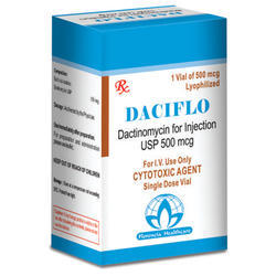 Dactinomycin For Injection USP 500mcg