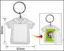 Acrylic Key Chain