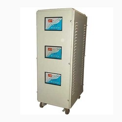 Three Phase Digital Voltage Stabilizer