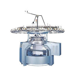 Single Jersey Four Track Circular Knitting Machine