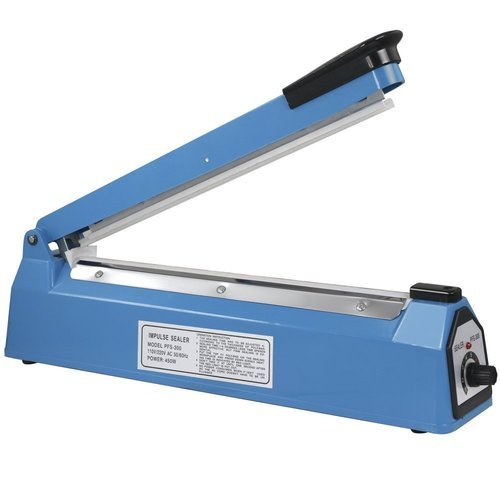 12 Inch Impulse Heat Plastic Bag Sealing Machine