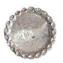 Silver Dry Fruit Tray