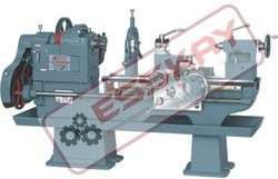 Semi Automatic Heavy duty Lathe Machine KH-0-250-80