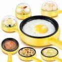2 In 1 Multi-functional Plastic Egg Boiler