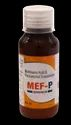 Mefenamic Acid, Paracetamol 60 ml Suspension (MEF-P Suspension)