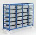 Plastic Drawer Rack