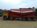 Fly Ash, Cement, Alumina New Tank
