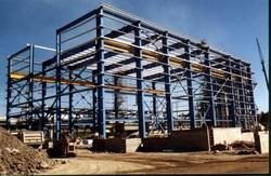 Stainless Steel Industrial Fabrication Erection Work
