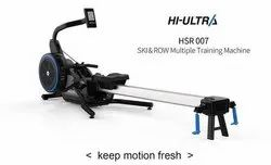 IMPULSE HSR 007 SKI & ROW Multiple Training Machine