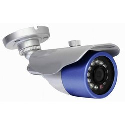 1.3 MP Day Night Vision Bullet CCTV Camera, For Outdoor