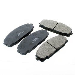 Ceramic Front Disc Brake Pads only For Tata Ace & magic
