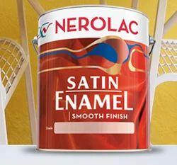 Nerolac Satin Enamel Paint