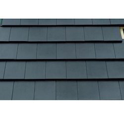 Tiles for flat roofs tile design ideas for Flat clay tile roof