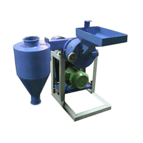 Single Phase Electric Pulverizer Machine