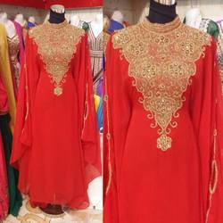 Abaya Kaftan Islamic Dress