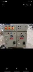 L&T CRCA sheet Electrical Distribution Board, TPN, IP Rating: IP44