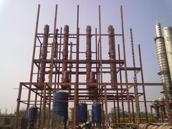 Multi Effect Evaporation Plant