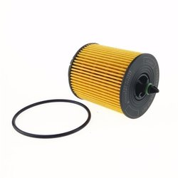 Paper Core Two Wheeler Lube Oil Filter