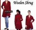 Woolen Shrugs