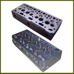 Garuda Impex Automotive Cylinder Head
