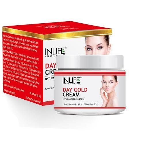 INLLIFE Herbal Base Day Cream, Pack Size: 100grms, Packaging Size: 50 Grams
