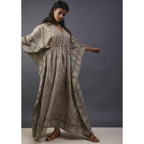 great discount great discount official images Ladies Kaftan Dress