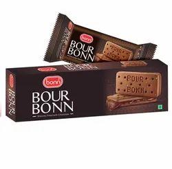 Bourbonn Chocolate Sandwich Biscuit