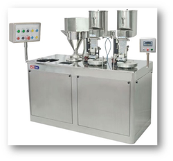 Semi-Automatic Capsule Filling Machine - Double Loader