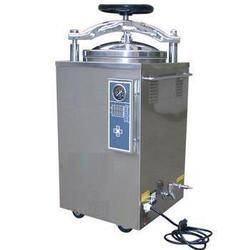 VERTICAL AUTOCLAVE FULLY AUTOMATIC