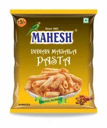 Mahesh Indian Masala Pasta, Packaging Type: Packet