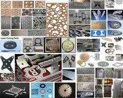 Mild Steel Laser Cutting Design