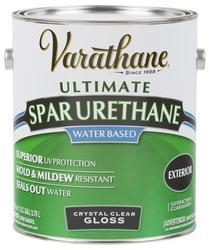 Varathane Outdoor Water Base Spar Urethane Wood Polish