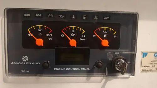 Engine Control Panel Ashok Leyland