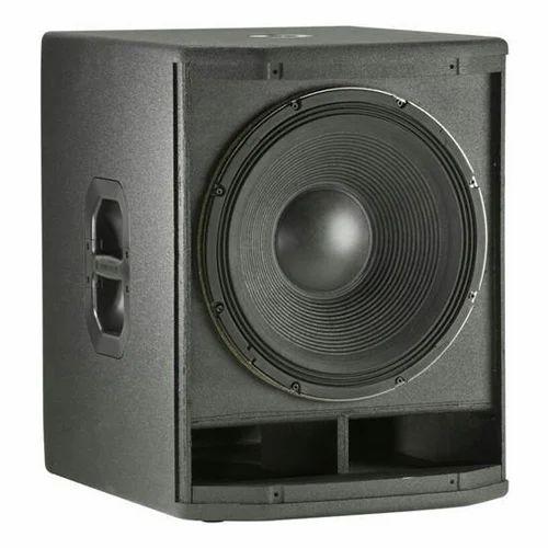 18 Inch Speaker Box 400 1500 W Rs 12500 Piece P P