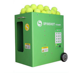 Spinshot- Player, Tennis Ball Machine