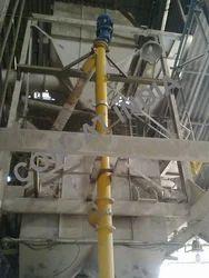 200 TPH Cement Screw Conveyor