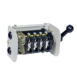 Single Phase Changeover Switch