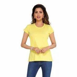 Cotton Ladies Promotional T-Shirt